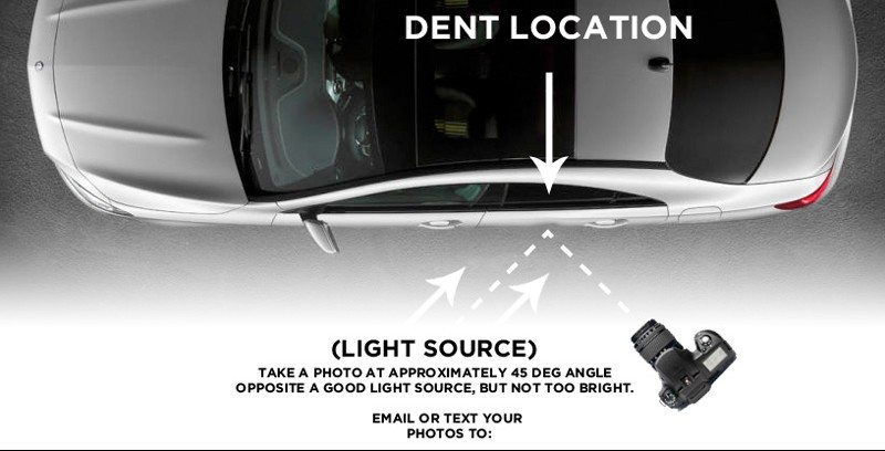 Dents Amp Dings Advanced Dent Removal In And Near Windsor
